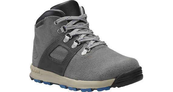 Timberland GT Scramble Shoes Youth WP Leather graphite